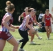 Laura Peattie against Wollongong Devils