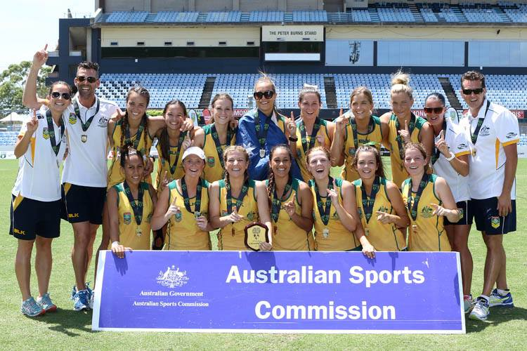 Aussie 20 Girls Champions
